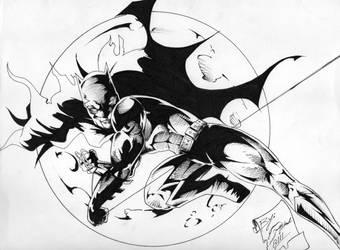 Batman by smejkalj
