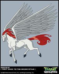 Superquest Pegasus by GoldenKingranger1995