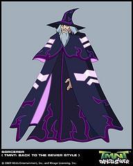Superquest Sorcerer by GoldenKingranger1995