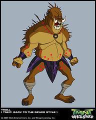 Superquest Troll by GoldenKingranger1995