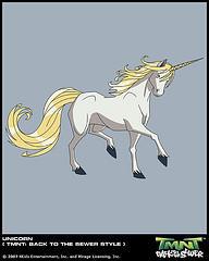 Superquest Unicorn by GoldenKingranger1995