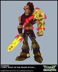 Superquest Warrior by GoldenKingranger1995