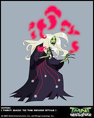 Superquest Witch by GoldenKingranger1995