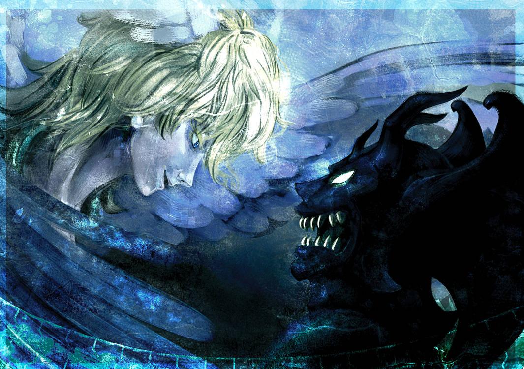 -Devilman- by Wolfwrathknight