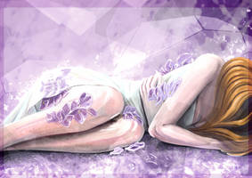 -Sleep- by Wolfwrathknight