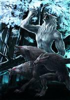 -On the Lurk- by Wolfwrathknight