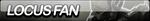 Locus Fan Button by Agent--Kiwi