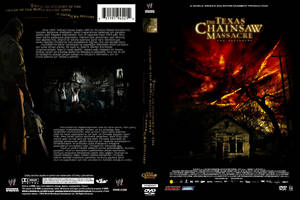 The Texas Chainsaw DVD Cover by 321action