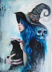 Blue Valentine by TanyaShatseva
