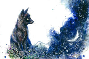 Blackfox by TanyaShatseva