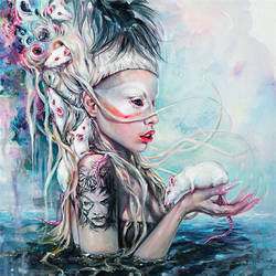 Yolandi The Rat Mistress by TanyaShatseva