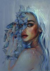 Lunar Pollen by TanyaShatseva