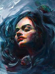 Still Water by TanyaShatseva