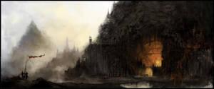 Northern Cavern Version 2 by Happy-Mutt