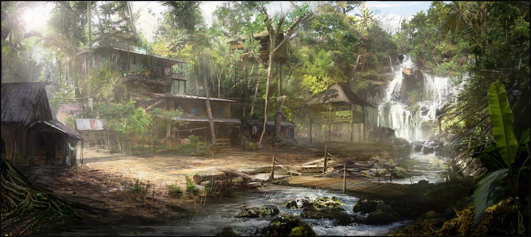 Jungle Concept by Happy-Mutt