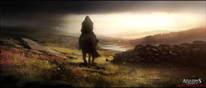 Assassin's Creed V: Reclamation. British Moors by Happy-Mutt