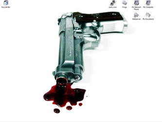 Since When Do Guns Bleed? by Gev