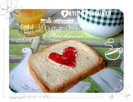 Breakfast by Clei