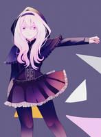 The Singer Witch by NyancyPeekachew