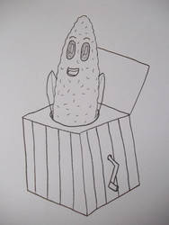 Popcorn by Tamanta