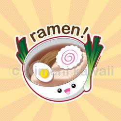 Ramen! by kimchikawaii