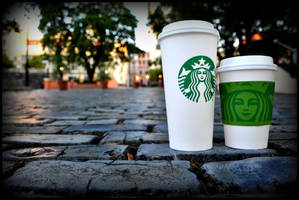 Promo for Starbucks P.R. by HadassaCross