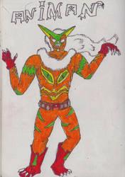 animan-the beast shifter by robertoadder8