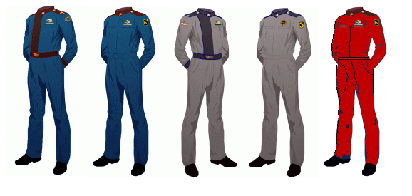 babylon 5 uniform by guy191184