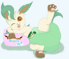 Everstone Diapers Mascot by BoredomWithFriends