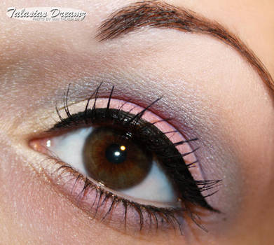 Isadora Bella Vita Eye Shadow Quartet 49 Gelato by Talasia85