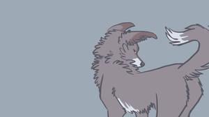 dogbutt by fluffyz