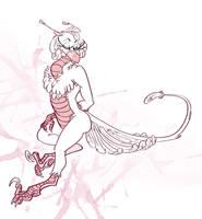 Sexy Raptor by fluffyz