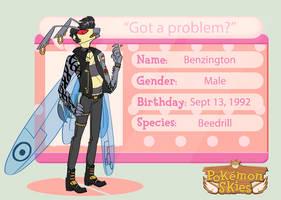Benzington ID by fluffyz