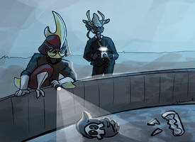 Paranormal Investigators by fluffyz