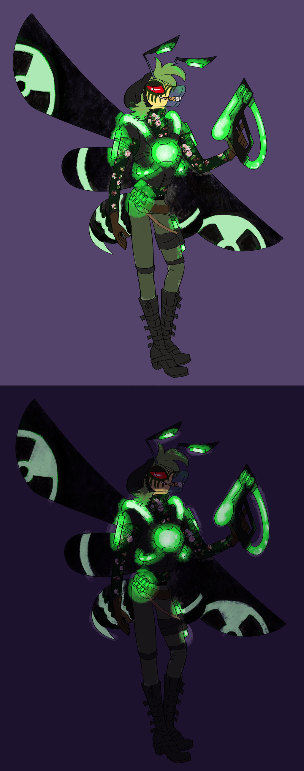 Lasertag Benz Outfit Ref by fluffyz