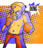 Ding Ding by SharpAce