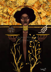 Klimt by SharpAce