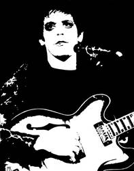 Lou Reed by TheKemper