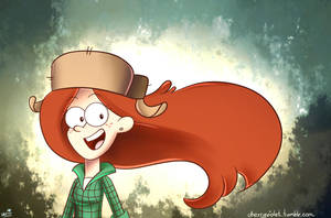 Wendy by CherryVioletS