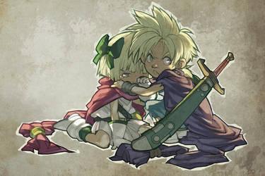 Dragon Quest V by nikogeyer