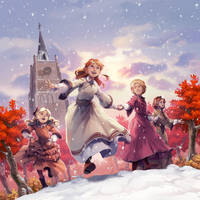 Little Women (Part 2) by nikogeyer