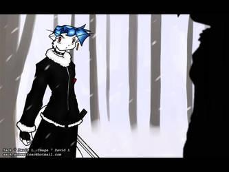 Shadows on the Mountainside by kittizak