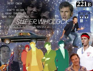 Superwholock by kgfuzzycow