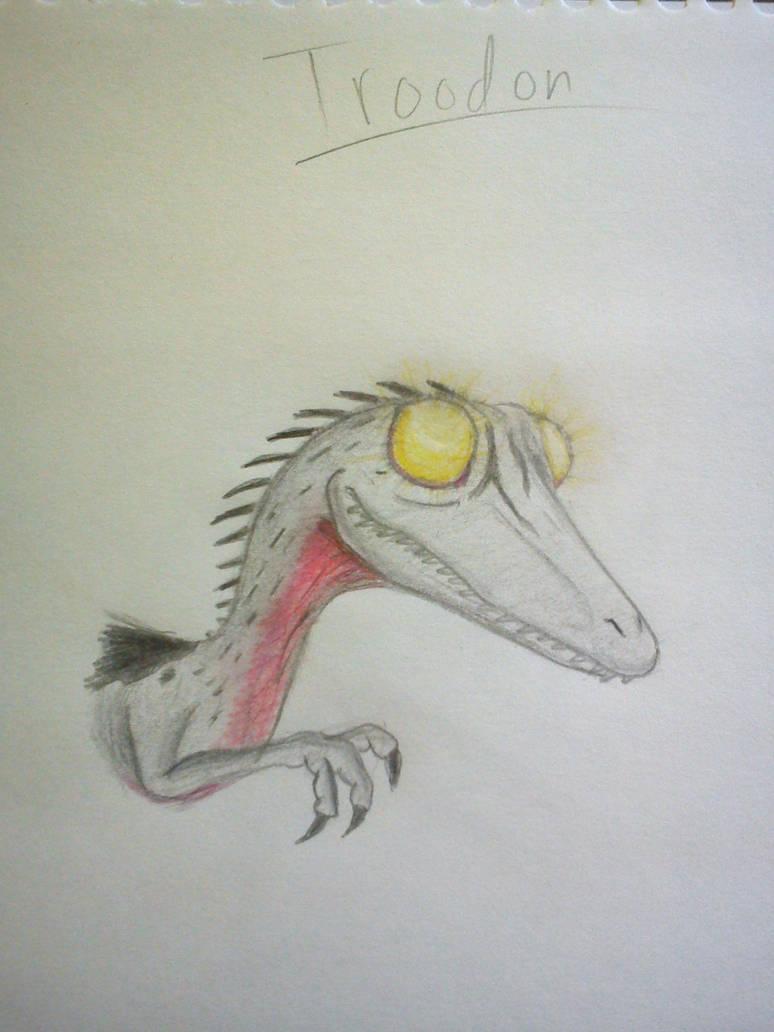 Troodon Jurassic Park-...