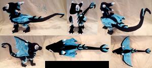 Halo - Custom Plush by Fire-Topaz