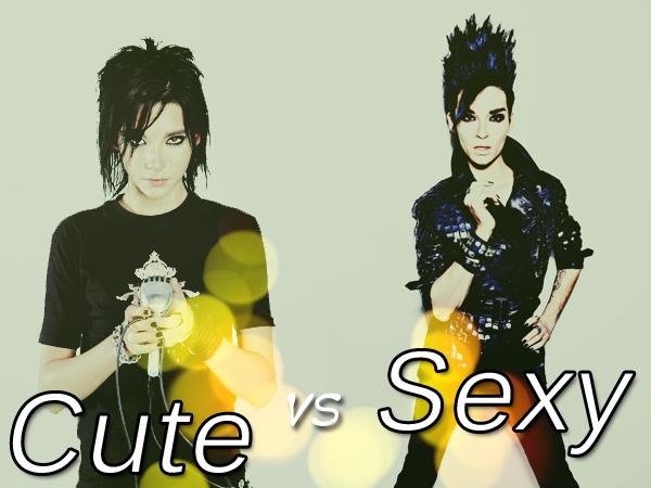 cute vs sexy
