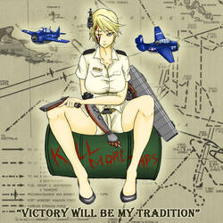 CV-5 Yorktown by rooki1
