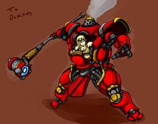 Man-O-War Demolisher by rooki1