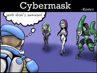 Cybermask by rooki1