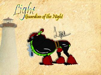 (Night Guardian) Dorokami Auction by Leopra